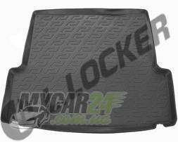 L.Locker Коврики в багажник BMW 3ser Touring (E91)  (2005-) - пластик