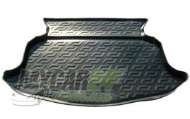L.Locker Коврики в багажник Geely Emgrand EC7 hb (2011-) - пластик