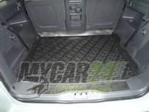 L.Locker Коврики в багажник Opel Zafira B (05-) - пластик