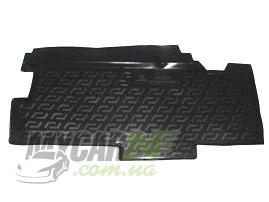 L.Locker Коврики в багажник ГАЗ 2705 (Газель 7 мест.2-й ряд сидений) - пластик