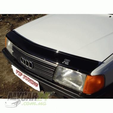 Vip tuning Дефлекторы капота AUDI 100 ( 44кузов С3) с 1983-1991 г.в.