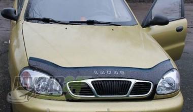 Vip tuning Дефлекторы капота DAEWOO Lanos  с 2005 г.в. ( с решеткой радиатора)
