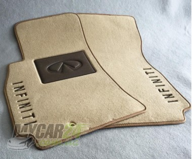 Vip tuning Ворсовые коврики в салон BMW X-5 (F15) 2013г>