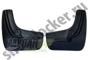 L.Locker Брызговики передние Renault Kangoo (08-13-)