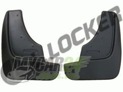 L.Locker Брызговики передние увеличенные Renault Duster (10-)