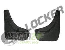 L.Locker Брызговики задние Skoda Octavia II (04-)/FL (09-)