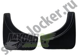 L.Locker Брызговики задние Volkswagen Touareg II (14-)