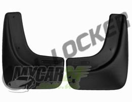 L.Locker Брызговики передние Volkswagen Touran 1T (03-)