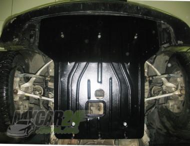 """Авто-Полигон BMW E39 520/528 2,0;2,5;2,8 1996-2003г. Защита моторн. отс. категории """"E"""""""