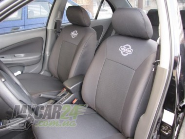 EMC-Elegant Авточехлы на сиденья Nissan Qashqai