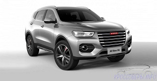 Haval (Hover) H6 2018-