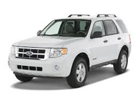 Ford Escape 2008-