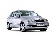 Skoda Fabia HB/Sedan/combi 1999-2007