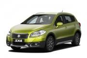 Suzuki SX4 2013-