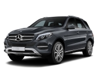 Mercedes GLE (W166) coupe 2015
