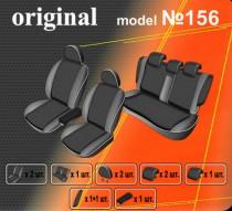 EMC-Elegant Авточехлы на сиденья Skoda Superb с 2008г