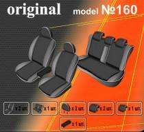 EMC-Elegant Авточехлы на сиденья SsangYong Actyon c 2006