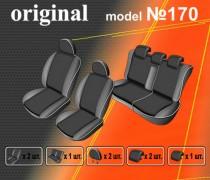 EMC-Elegant Авточехлы на сиденья SsangYong Kyron c 2007
