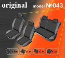 EMC-Elegant Авточехлы на сиденья Suzuki Swift