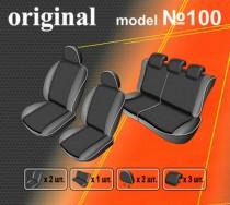EMC-Elegant Авточехлы на сиденья Suzuki SX4