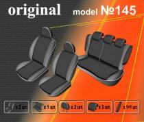 EMC-Elegant Авточехлы на сиденья Suzuki SX-4 с 2007г