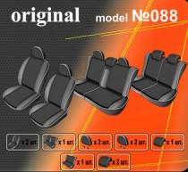 EMC-Elegant Авточехлы на сиденья Toyota Prado 7-и местная