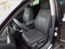 Авточехлы на сиденья Volkswagen Caddy 5 мест EMC-Elegant