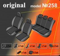 EMC-Elegant Авточехлы на сиденья Volkswagen Touran new с 2010г