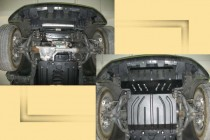 "Авто-Полигон DODGE Nitro 2,8CRD;3,7CRD Защита моторн. отс. ЗМО категории ""E"""