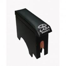 Probass Tuning Подлокотник Ваз 2108 - 2109 - 21099 с вышивкой длинный черный