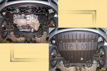 """Авто-Полигон FORD Fusion 2003-2009г. Защита моторн. отс. категории """"E"""""""