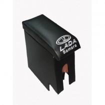 Probass Tuning Подлокотник Ваз 2108 - 2109 - 21099 с вышивкой черный