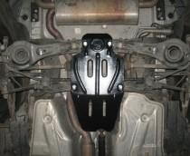 """Авто-Полигон FORD Kuga TDCi 2,5T АКПП c 2008г. Защита дифф-ла категории """"B"""""""