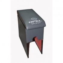 Probass Tuning Подлокотник Opel Omega A с вышивкой серый