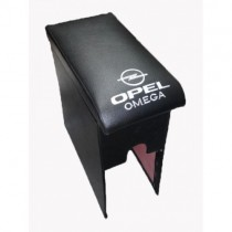 Probass Tuning Подлокотник Opel Omega A с вышивкой черный