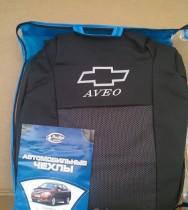 Prestige Чехлы на сидения Chevrolet Aveo SD