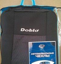 Чехлы на сидения Fiat Doblo 2001-