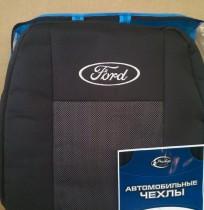 Чехлы на сидения Ford Focus 2011- Prestige