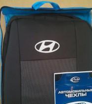 Чехлы на сидения Hyundai Accent 2006-2010 Prestige