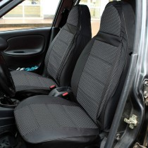 Prestige Чехлы на сидения пилот Hyundai Accent 2006, 2007, 2008, 2009 и 2010