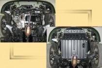 "GEELY CK 1,3л;1,5 с 2007г. Защита моторн. отс. ЗМО категории ""St"""