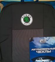 Чехлы на сидения Skoda Octavia Tour 1996-1999, а также 2000-2010 Prestige