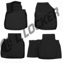 L.Locker Коврики в салон  Honda Civic 5D |X 3D 2012-  полиуретановые