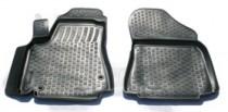 Коврики в салон Citroen Berlingo 1996- передние полиуретановые
