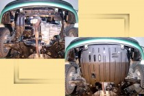 "Авто-Полигон HYUNDAI Getz 1,3л;1,4л;1,6л Защита моторн. отс. категории ""E"""