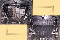 "Авто-Полигон HYUNDAI Grandeur 2,4;2,7;3,3л с 2005-2011г. Защита моторн. отс. категории ""St"""