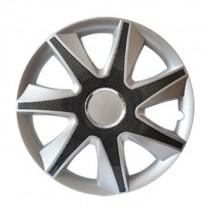 Leoplast Run Carbon Колпаки для колес R15 (Комплект 4 шт.)