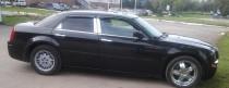 Cobra Tuning Ветровики Chrysler 300C Sedan