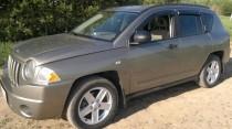 Ветровики Jeep Compass 2006-2010
