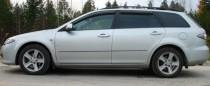 Ветровики Mazda 6 Wagon 2002-2008